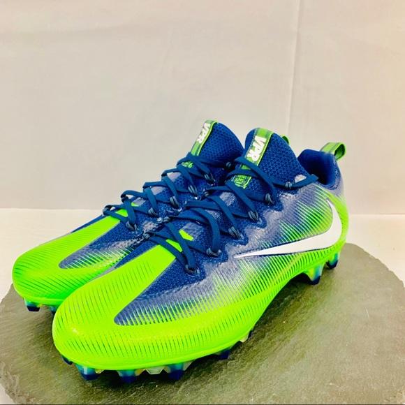 e1fa6ffdac028 Nike Vapor untouchable pro football cleats 13.5